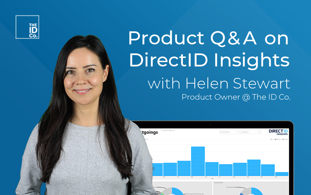 Q&A on DirectID Insights With Helen Stewart